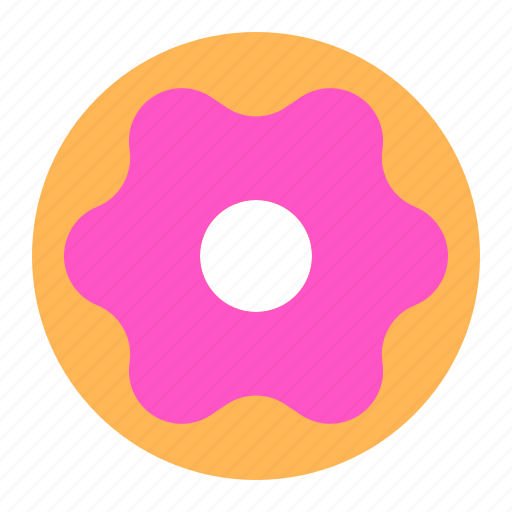 dessert, dough, doughnut, dounut, sweets icon
