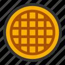 breakfast, butter, food, pancake, waffle