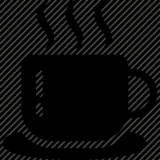 breakfast, caffeine, coffee, cup, drink, hot, tea icon
