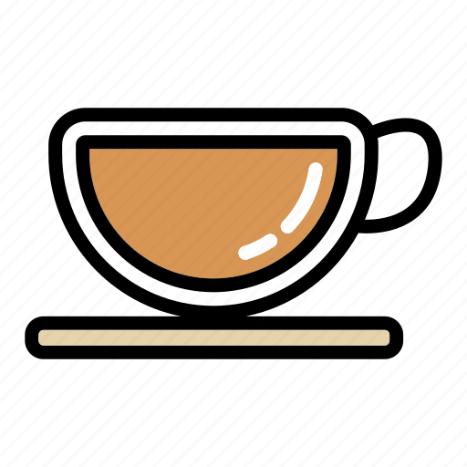 beverage, breakfast, cafe, coffee, cup, drink icon