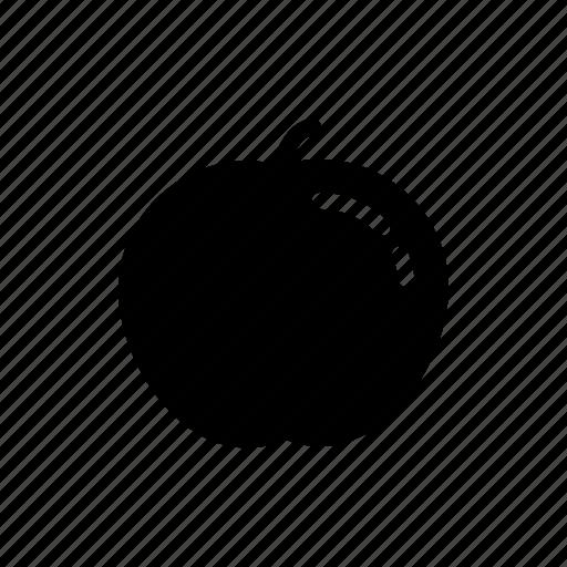 apple, food, fresh, fruit, healthy, organic icon