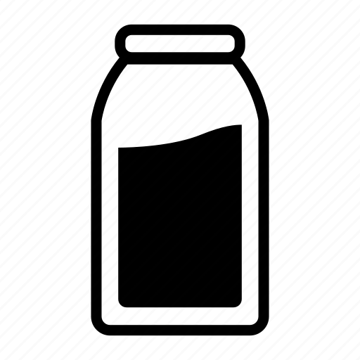 beverage, calcium, drink, food, fresh, healthy, milk icon
