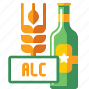 alcohol, brewery, wine icon