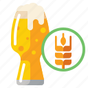 all, beer, brewery, malt icon