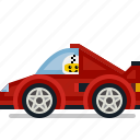 bricks, car, ferrari, motorsport, race, speed, vehicle icon