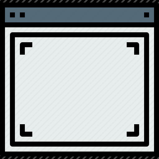 browser, web, website icon