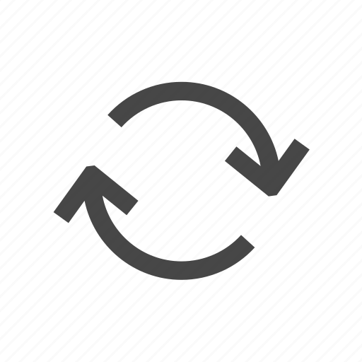 browser, page, refresh, reload, restart icon