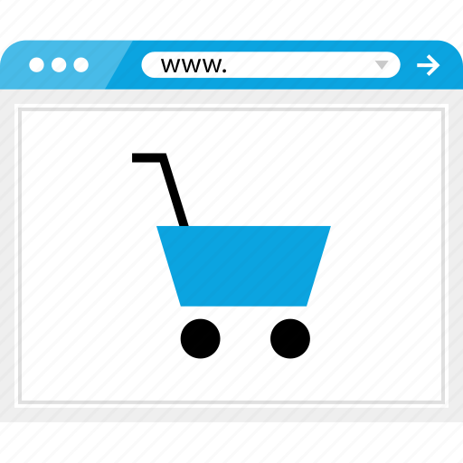 add, browser, cart, online, shop, shopping, web icon