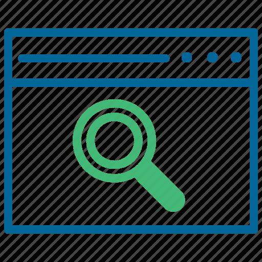content, search engine optimization, search web page, web optimization, web page, website icon