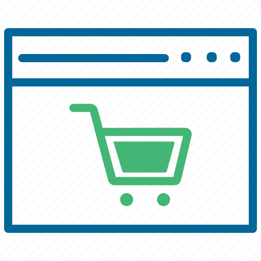 buy online, online shopping, security, shopping basket icon
