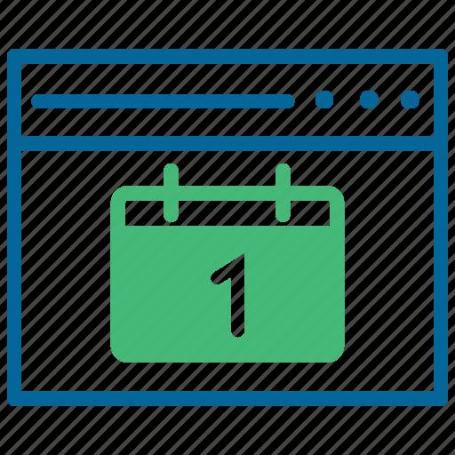 agenda, calendar, plan, planner, schedule, time icon
