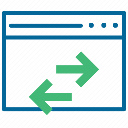 arrows, bluetooth, data, data transfer, nfc, recovery icon