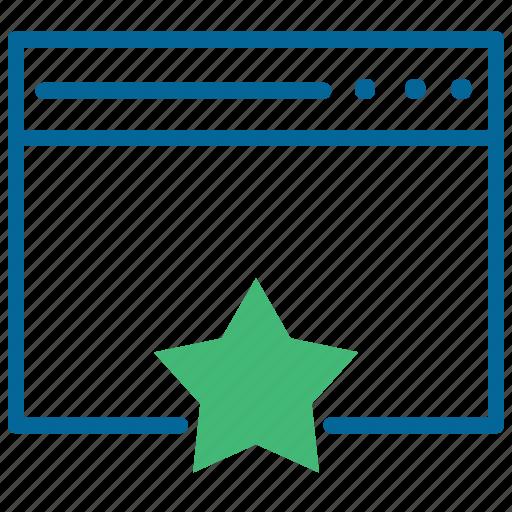 bookmark webpage, bookmark website, computing, favorite webpage icon
