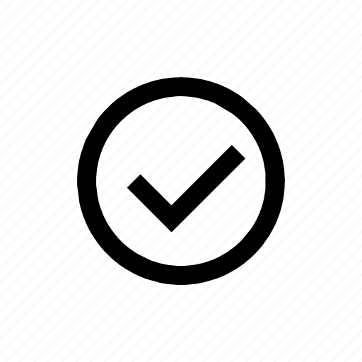 approved, checkmark, done, ok icon