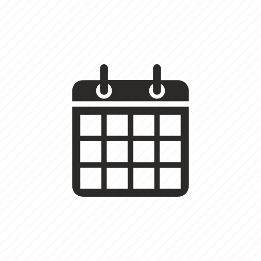 calendar, day, month, schedule icon