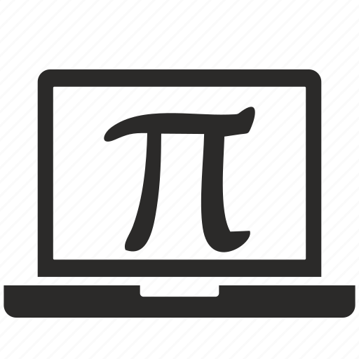 alphabet, greek, letter, pi icon