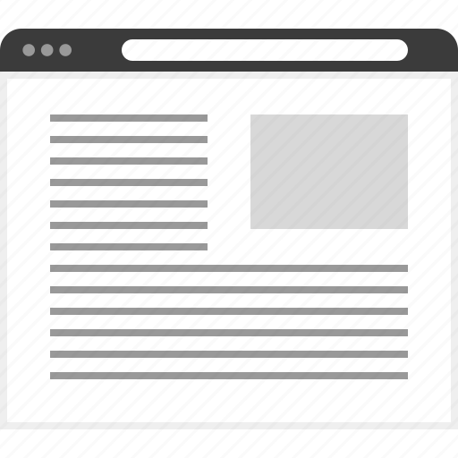 featured, frame, layout, net, website icon