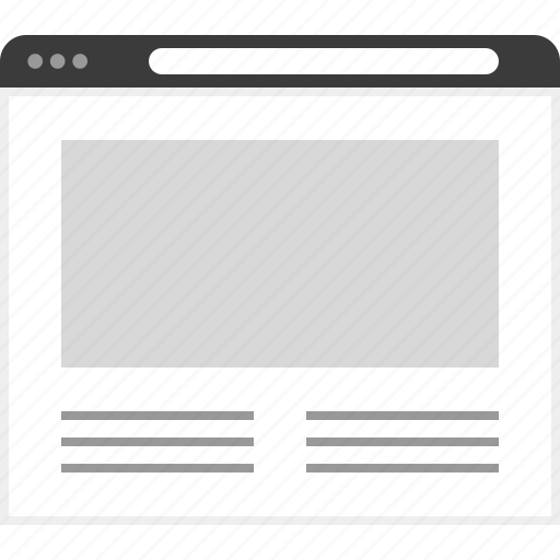 frame, large, layout, net, photo, top, website icon