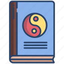 yin, yang, book
