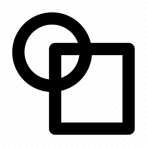 form, geomatric, geometry, shapes icon