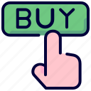 buy, now, online, shopping icon