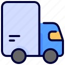 car, delivery, ecommerce, transport icon