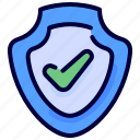 antivirus, protection, security, shield icon