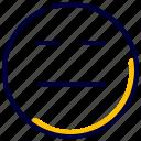emoji, emoticon, feelings, smileys icon