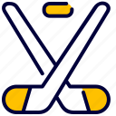 extreme, game, hockey, pockey, sport, stick, winter icon