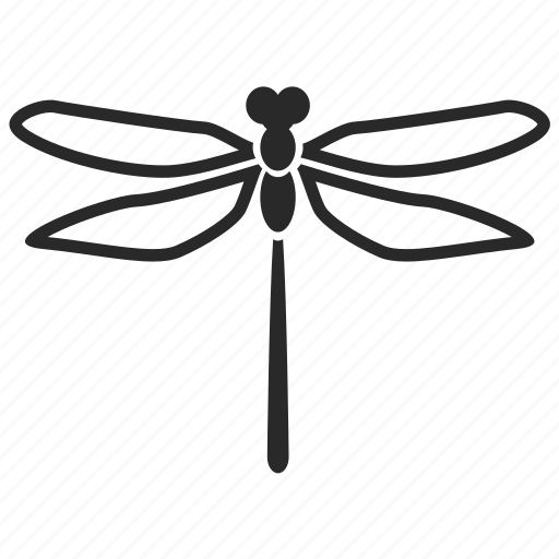bug, damselflies, dragonfly, imago, insect, pesticides icon
