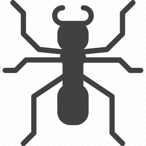 Ant, bug, insect icon - Download on Iconfinder on Iconfinder