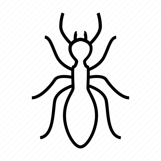 Ant, bug, bugs, insect, insecticide, sting, sugar icon - Download on Iconfinder