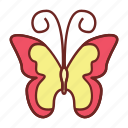 bug, bugs, butterfly, insect, insecticide, worm icon