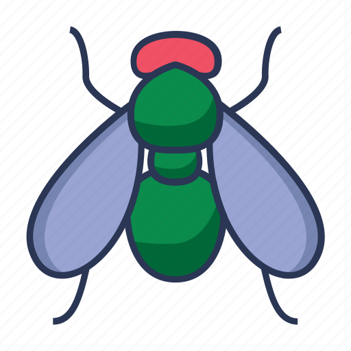 bug, bugs, fly, insect, insecticide, virus, viruses icon