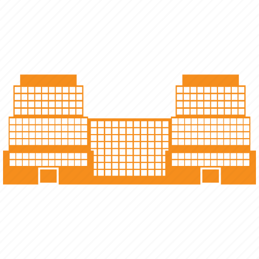 building, city, company, construction, hotel icon
