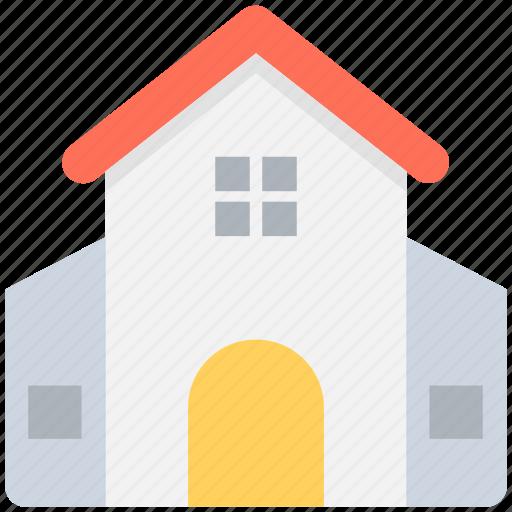 house, hut, lodge, shack, villa icon