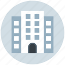 building, college, institute, school, university icon