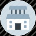 building, cottage, home, hut, shack, villa icon