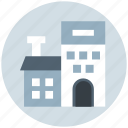 building, farmhouse, home, house, storehouse, storeroom, warehouse icon