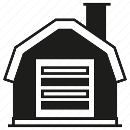 farmhouse, home, house icon