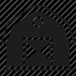 farmhouse, home, house icon
