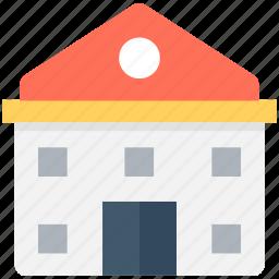 building, college, institute, school, university icon