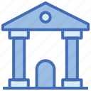 building, bank, court, government, office