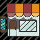 barbershop, haircut, hairdressing, salon, service