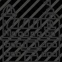 palace, kingdom, historic, mansion, landmark