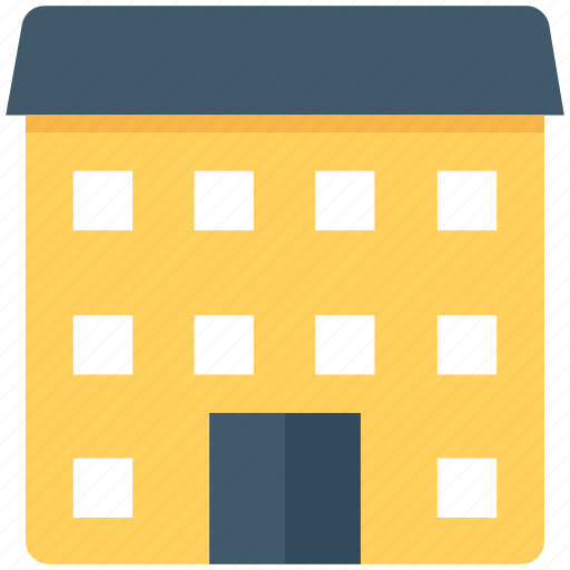 Apartments, building, city building, flats, residential flats icon - Download on Iconfinder