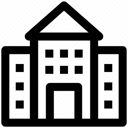 .svg, building, commercial building, modern building, office, real estate icon