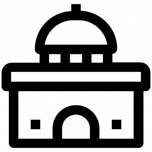 .svg, building, islamic building, mosque, religious, tomb icon