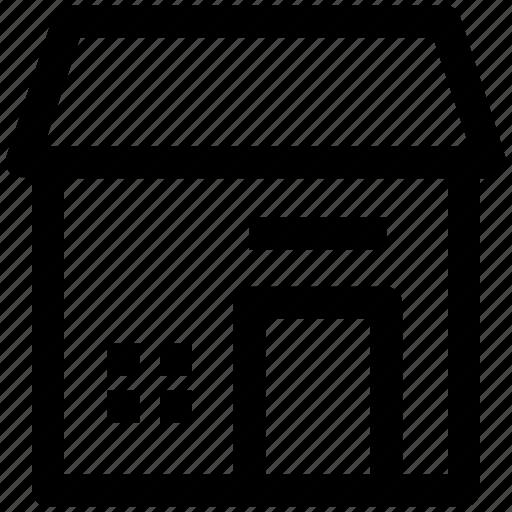 .svg, cottage, home, hut, shack, villa icon - Download on Iconfinder