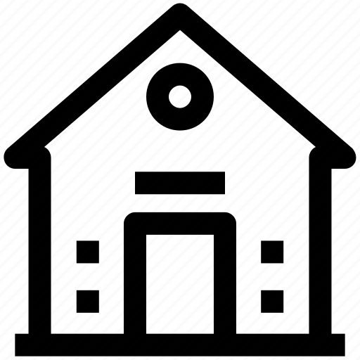 .svg, apartment, family house, home, house, villa icon